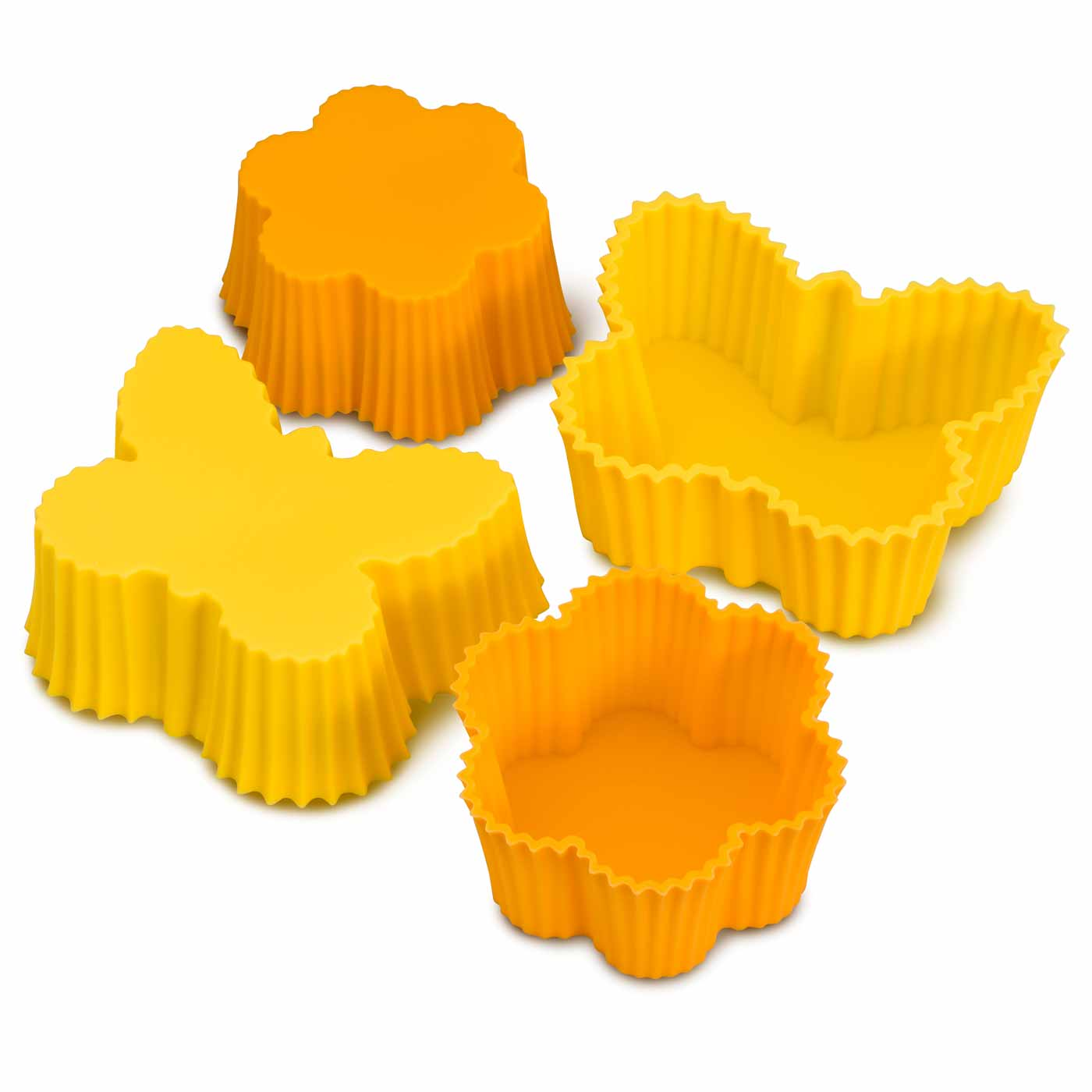 Silicone cupcake moulds \ flowers and butterflies\   sc 1 st  Schopper & Children\u0027s silicone cupcake moulds | Schopper